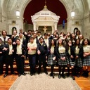 8th Grade Ring Ceremony 12.13.19 photo album thumbnail 1