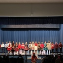 Christmas Show Grades 4-8 photo album thumbnail 2
