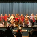 Christmas Show Grades 4-8 photo album thumbnail 7